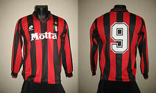 maglia  MILAN AC VINTAGE 1993-1994 JPP PAPIN maillot shirt MARSEILLE  OM