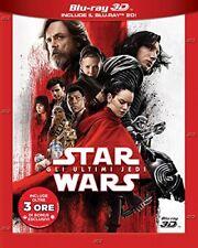 Star Wars Viii-gli ultimi Jedi (3d BR disco Bonus)