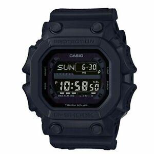 Casio G-Shock Mens Tough Solar Mud Resistant Black Out Watch GX56BB-1D