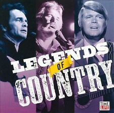 Time Life Legends of Country: Lookin' For Love CD 2 Discs 30 Tracks