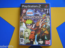 NARUTO: ULTIMATE NINJA 2 - PLAYSTATION 2 - PS2
