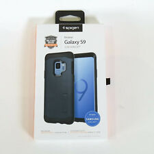 Spigen Slim Armor Cell Phone Case for Galaxy S9 METAL SLATE