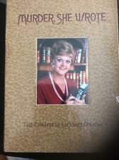 Murder She Wrote - The Complete Second Season (DVD) BRAND NEW SEALED