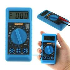 Mini DMM Digital Multi Meter OHM Test Voltmeter Ammeter with Buzzer