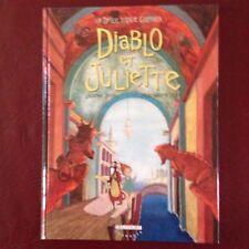 """Diablo et Juliette #3 """"Un Drole d'Ange Gardien"""" - Comic Book in French Language"""