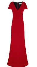 Victoria Beckham Dense Rib Fitted Dress SIZE 2