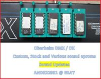 Oberheim DMX / DX sound Eproms with [Stock, Custom and more]