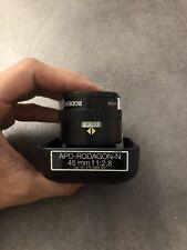 New Apo Rodagon N45 F 2,8
