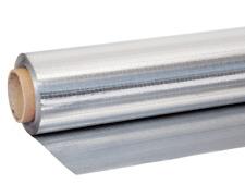 """Dampfsperre """"Technonorm DS Alu  18 10m"""", Aluminiumfolie,  Alufolie, Gitterfolie"""