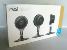 Nest Cam Indoor Wired Security Cameras 3Pack - NC1104US