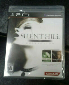 Silent Hill HD Collection (Sony PlayStation 3, 2012)