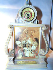 Danbury Mint Pope John Paul Ii Collector Clock