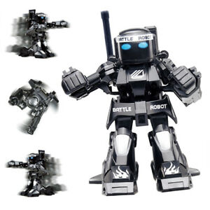 Smart Robot RC Remote Control  Intelligent Fighting Music Robot Kids Toy Gift UK