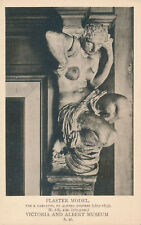 PC67905 Plaster Model. For a Caryatid by Alfred Stevens