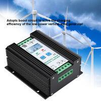 Wind Solar Laderegler Solarregler 12V LCD PWM Digital Solar Hybrid Controller