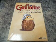 Guillotine - Awesome Games Card Party Game Board Game New!