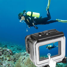 35m Diving Waterproof Touch Cover Protective Case for Xiaomi Yi 4K 2 II Camera