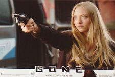 GONE - Lobby Cards Set - Amanda Seyfried, Daniel Sunjata