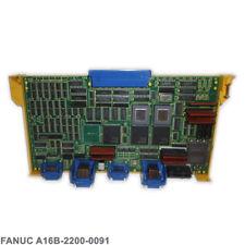 FANUC PCB-3 AXIS CONTROL A16B-2200-0091