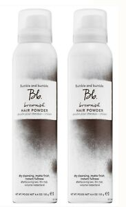 Bumble and Bumble Bb. BROWNISH Hair Powder (4.4 oz.) - Lot of 2 Brand New