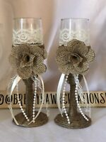 """irregular Bubbly Champagne Glasses Wax Seal Stamp 3//4/"""" brass seal, handle"""