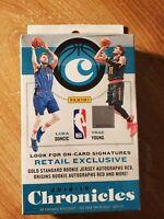 2018-19 Panini Chronicles Basketball NBA 30ct Hanger Box New Luka Trae Sealed