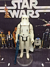 RARE Vintage Star Wars snowtrooper Imperial Hoth Stormtrooper complete COO cicatrice