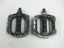 "Rare Vintage Old School BMX KKT - SMX 1/2"" Bike Pedals - Used Good Condition"