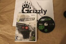 USED Need For Speed: ProStreet Wii (NTSC) TESTED and WORKING!!