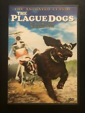 The Plague Dogs DVD The Animated Classic