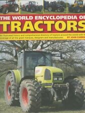 World Encyclopedia of Tractors and Farm Machinery: . by John Carroll Paperback