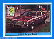 SUPER AUTO - Panini 1977 -Figurina-Sticker n. 73 - BUICK SKYLARK COUPE -Rec