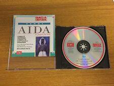 CD AIDA - Le pagine più belle - EMI / Famiglia Cristiana