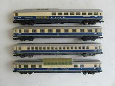 Arnold 0144 - 4 tlg. Rheingold Wagen-Set der DB ohne OVP