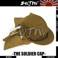 WWII WW2 JAPAN IMPERIAL ARMY FORCE HAT Combat Cap JP/40102 60cm
