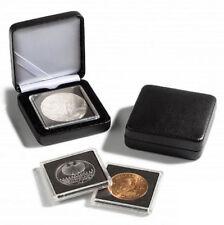 Ecrin pour 1 pièce de monnaie de collection, capsule quadrum offerte