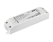 █► Self SLT30-12VLG-E Konstant 12V LED Trafo 0 - 30 Watt 2,5A - SLT30-12VL Trafo