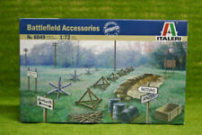Italeri 1:72 Scale BATTLEFIELD ACCESSORIES Scenery 6049