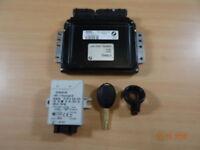 Mini Cooper R50 R52 motorsteuergerät satz 7540912 7527610 7512951