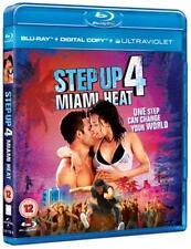 Step Up 4 - Miami Heat (Blu-ray, 2012)+Digital Copy+UltraViolet - New & Sealed