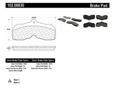 Disc Brake Pad Set-Disc Front Centric 102.00030