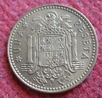 1 Peseta di Spagna Re Juan Carlos I - anno 1975 /77 - n 976