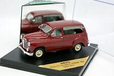 Vitesse 1/43 - Renault Colorale Savane 1950 Rouge