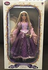 """Disney Store Limited Edition Tangle Purple Rapunzel Doll 17"""" LE #555 - Brand New"""