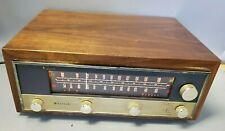 🔥 Vintage McIntosh MR55 AM-FM Tube Tuner ... Real Nice !   ROCK ON