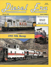 Diesel Era V5 N3 Utah Railway Dixie Atlantic Coast Line MNCR LIRR GP40M-2 ALCO
