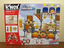 Super Mario Bros U K'nex Layer Cake Desert Building Set Pokey Knex 38636 **NEW**