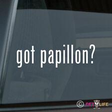 Got Papillon Sticker Die Cut Vinyl - #2