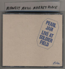 Pearl Jam - Live at Soldier Field Chicago 7/11/95 - Rare Import 3CD Set - MINT!!