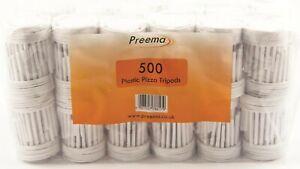 Pizza tripod (2000) Heavy duty plastic pizza tripod box saver box spacer box lid
